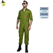 top gun jumpsuit s pilot airman costume top gun