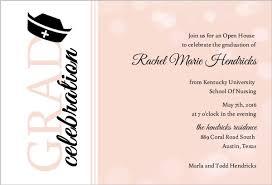 graduation invite quotes custom invitations