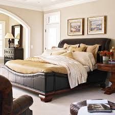 Bedroom Sets With Media Chest Stanley Have To Have It Santa Barbara Carriage House Leather Sleigh Bed