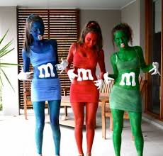 m m costume probably not the best way to be an m m