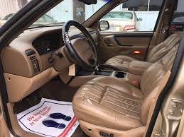 2000 jeep grand seats 2000 jeep grand 4dr limited 4wd suv in houston tx