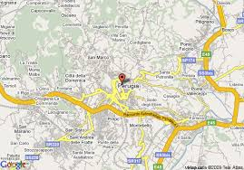 map of perugia map of inn perugia perugia
