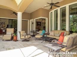 Outdoor Sitting Area Custom Manor Homes Ormond Beach Fl