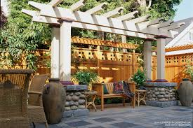 Patio Inspiration by Patio Privacy Inspiration To Help Create A Perfect Outdoor Getaway