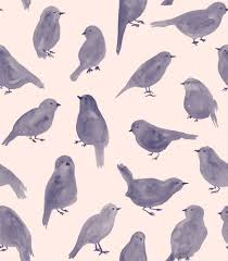 pattern illustration tumblr birds via tumblr discovered by mandy delj on we heart it