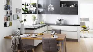cuisine en amenager une cuisine ouverte 1 plan de cuisine en l 8