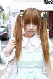 japanese u0027s cute twintail hairstyle u2013 tokyo fashion news