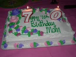 happy 70th birthday to my mom crushmonkey u0027s blog