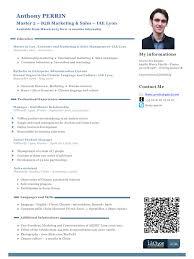 english cv format resume format for word 2007 exol gbabogados co