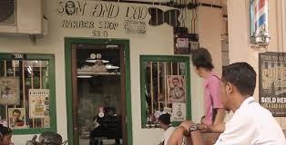 video george town u0027s gentleman barber is a cut above the rest