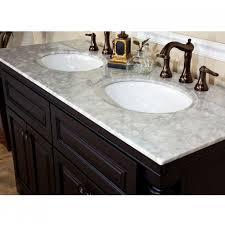 Granite Double Vanity Top Bathroom Double Sink Vanity Top For Pretty Bathroom