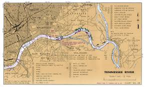 Tennessee rivers images Localwaters tennessee river maps boat ramps access points jpg