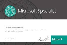 usama wahab khan ms server virtualization with windows server