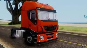 iveco stralis hi way for gta san andreas
