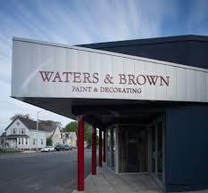 waters u0026 brown paint and decorating interior design 13 elliott