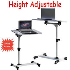 Mobile Laptop Desk Mobile Laptop Desk Rolling Cart Pad Table Stand Computer