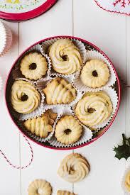 vegan danish butter cookies wallflower kitchen