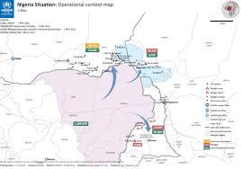 Chad Map Lake Chad U2013 Vortex Of Conflict With Boko Haram U2013 Martinplaut