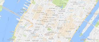 Central Park Zoo Map Google Maps Improves Transit Planning U2013 Transitography