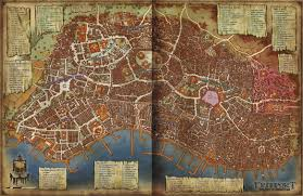 Pirates Map Freeport Map Of Freeport City Of Adventure For Use With