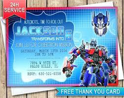 transformer birthday inspirational transformer birthday invitation templates for