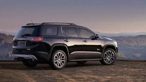 used 2017 gmc acadia suv pricing for sale edmunds