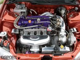 Is The Honda Civic Si Turbo 786 Hp Turbocharged K Series Honda Civic Aims At Eights
