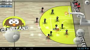 stickman basketball android gameplay playrawnow video dailymotion