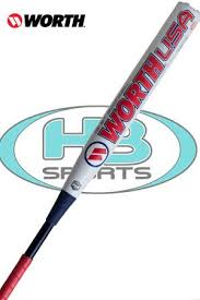 worth legit fastpitch bat 2017 worth slowpitch