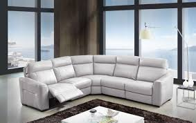 Sectional Sofa With Recliner Amazon Com Creative Furniture Trevor Sectional With Power