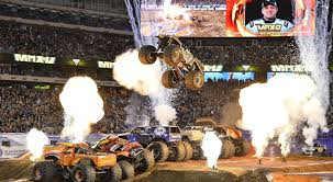 when is the monster truck show 25 years of evolution monster jam