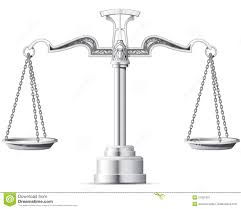 scales of justice stock vector image of antique vector 21051031