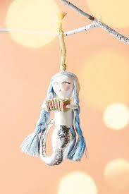 merry mermaid ornament anthropologie