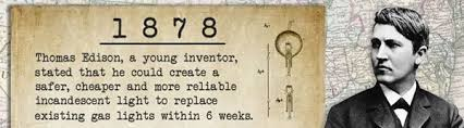 when was light bulb invented history of the light bulb