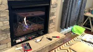 what to do if pilot light goes out on stove gas fireplace pilot light went out fireplace pilot light lighting