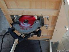 convert portable circular saw to table saw full video available at shopwoodworking com maximum performance