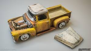 wooden pickup truck doctor cranky ford truck scaledworld