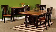 shaker style dining room tables ebay