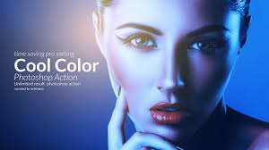 free cool color photoshop action photoshop action