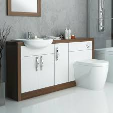 Fitted Bathroom Furniture White Gloss Fitted Bathroom Furniture White Gloss Fitted Bathroom Furniture At