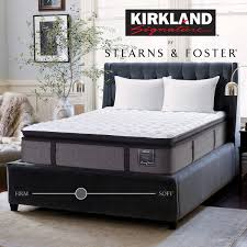 kirkland signature by stearns and foster hope bay queen mattress only