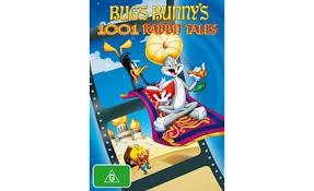 rabbit dvds bugs bunny 1001 rabbit tales dvd buy bluray dvds
