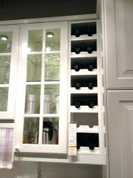 white wood wine cabinet wine storage hanging wine glass rack ikea wine storage wall mount