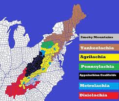 appalachian mountains on map best 25 appalachian mountains map ideas on
