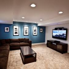 basement renovation brown basements and men cave