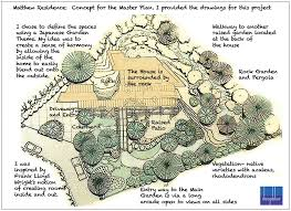japanese garden plans japanese garden plan home design