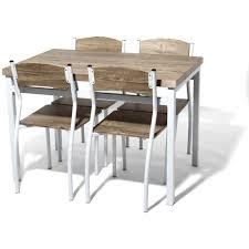 table a manger pas cher avec chaise table de cuisine avec chaises pas cher collection et table de