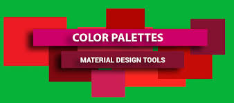 Best Logo Color Combinations Top 10 Material Design Color Palettes Tools Creativecrunk