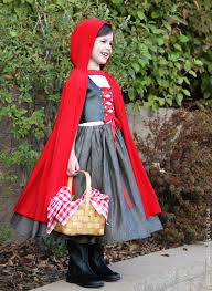 halloween costumes 2012 red riding hood