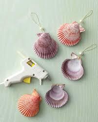 shell ornament with pearl martha stewart